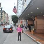 LANG THANG SAN FRANCISCO ĐẦU THU 2013: Những lá cờ cũng biết gục đầu tưởng niệm…