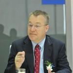 """Gặp Stephan Elop – """"kiến trúc sư trưởng"""" hệ sinh thái di động mới của Nokia"""
