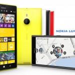 Hai chiếc phablet Windows Phone có màn hình lớn nhất thế giới: Nokia Lumia 1520 và Nokia Lumia 1320
