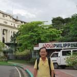 Lần đầu tới Philippines