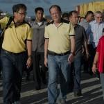 """Tổng thống Philippines tự mình làm """"con tin"""" cho các hoạt động cứu trợ"""