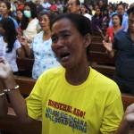 Thánh lễ Chủ nhật thứ hai tại tâm bão Tacloban