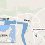 Con trai thống đốc nước cộng hòa trong số 50 người chết trong vụ tai nạn máy bay ở Nga