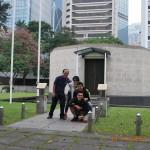 Từ Saigon qua Hong Kong đóng phim TVB