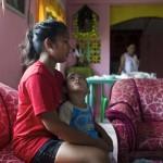 Chuyện về 4 chị em mồ côi sau siêu bão Haiyan