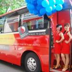 """Cuộc hành trình xuyên Việt """"Trải nghiệm Thế giới 3G cùng Qualcomm Snapdragon"""" đã khởi hành"""