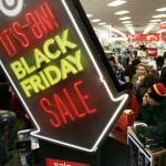 Dân Mỹ ùn ùn đi mua hàng siêu giảm giá trong ngày Black Friday