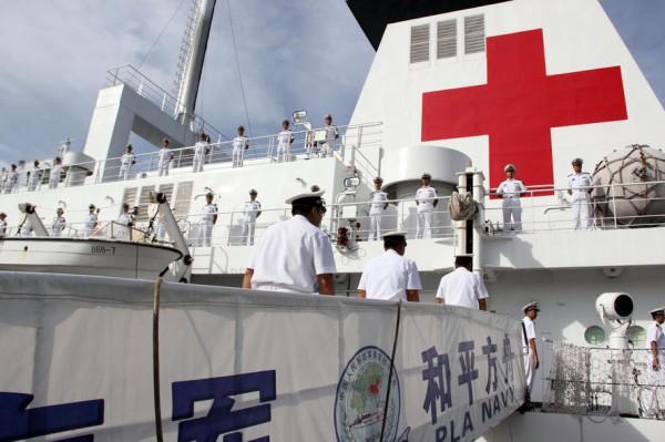 china-hospital-ship-peace-ark-yagon-myanmar-130903