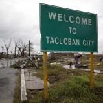 """Thành phố """"tâm bão"""" Tacloban một tháng sau siêu bão Haiyan"""