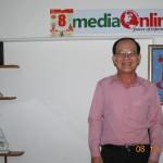 Media Online – nút start đã được click…