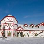 Ngôi nhà của Ông già Noel