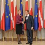 Nữ Thủ tướng Đan Mạch, giai nhân tóc vàng Bắc Âu trên chính trường thế giới