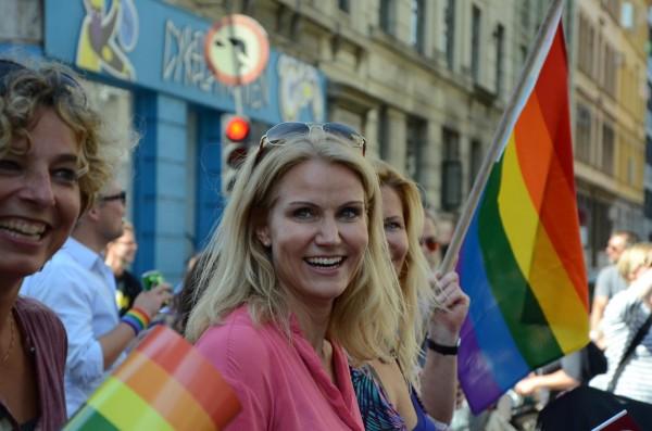 Helle Thorning-Schmidt-17-130823-Copenhagen Pride Parade