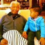 Hai tấm ảnh chân dung cuối cùng với 2 cung bậc tình cảm khác nhau của ông Mandela