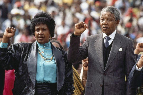 (FILE) Winnie Mandela Biopic US Film Release: A Look Back