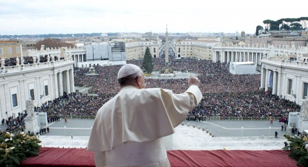 vatican-pope-francis-st-peter-131225