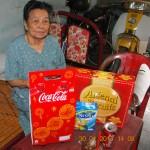 Trở lại thăm mẹ nhà thơ trên xe lăn Đỗ Hữu Tài chiều 30 Tết Giáp Ngọ 2014