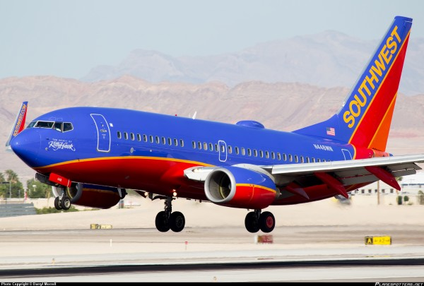 Southwest-Airlines-Boeing-737-700