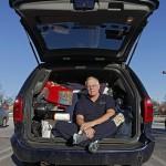 Viên đại tá không quân nghỉ hưu sống đời homeless