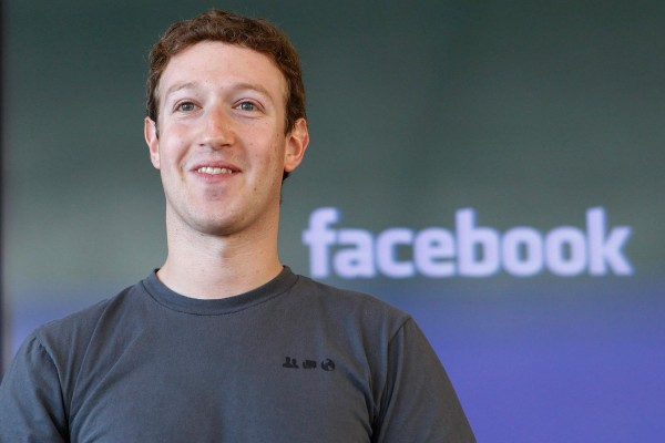 facebook-Mark Zuckerberg
