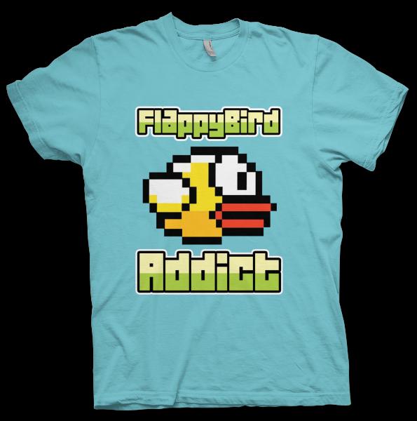 flappy-bird-addict-blue-tshirt