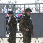 Số phận những người lính Ukraine ở Bán đảo Crimea