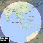 Chuyến bay MH370 bí ẩn: cầu mong nó bị không tặc bắt cóc,….