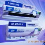 Máy lạnh Samsung có cả kết nối Wi-Fi
