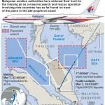 Mỹ chuyển hướng tìm MH370 sang Ấn Độ Dương