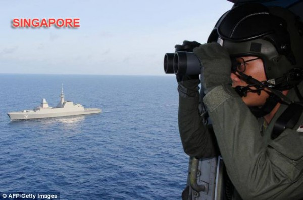 mh370-singapore-air-forces