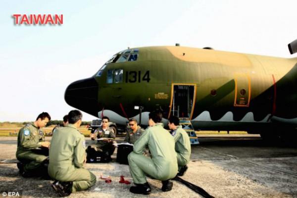 mh370-taiwan-air-forces