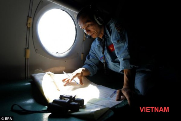 mh370-vietnam-air-forces