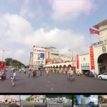 Khám phá giang sơn nước Việt trên Google Maps