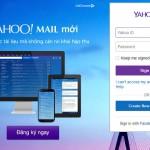 Yahoo Mail trong cuộc cạnh tranh với Gmail và Outlook.com