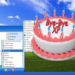 Ngủ ngoan nhé ông già hưu trí Windows XP