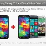 """Nhà mạng Mỹ Verizon chơi """"sốc"""" với Galaxy S5"""