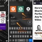 Coast, trình duyệt web hiện đại mới cho iOS