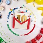 Gmail tròn 10 tuổi