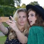 Mạng xã hội di động dành cho những cô gái thích chụp ảnh selfie