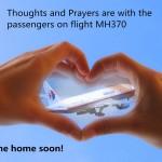 CHUYẾN BAY MH370 MẤT TÍCH BÍ ẨN: Thôi thì cũng đành thôi bởi nó kỳ khôi