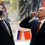 Ông Putin ăn gì ở Thượng Hải?