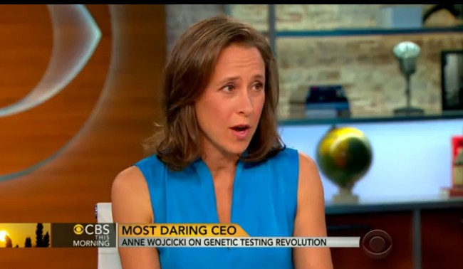 Anne Wojcicki-dna-test