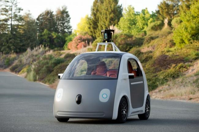 Google Self-Driving Car-1