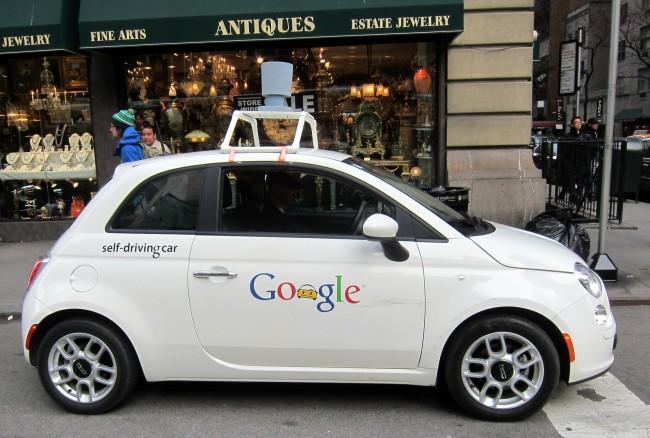 Google Self-Driving Car-2