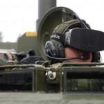 Kính thực tế ảo Oculus Rift được Quân đội Na Uy dùng để lái xe tăng