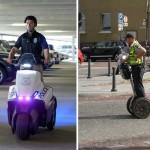 Từ cảnh sát 2 bánh lên đời thành cảnh sát 3 bánh