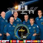 Đội phi hành gia thứ 39 trở về Trái đất sau 188 ngày sống trên quỹ đạo