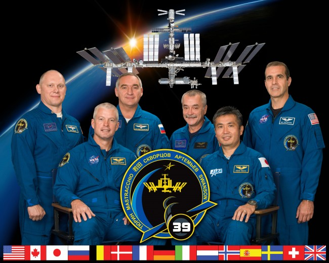 The Expedition 39