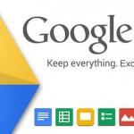 Google Drive mất tiêu chức năng biên tập tài liệu