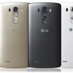 Smartphone LG G3 có màn hình 2K
